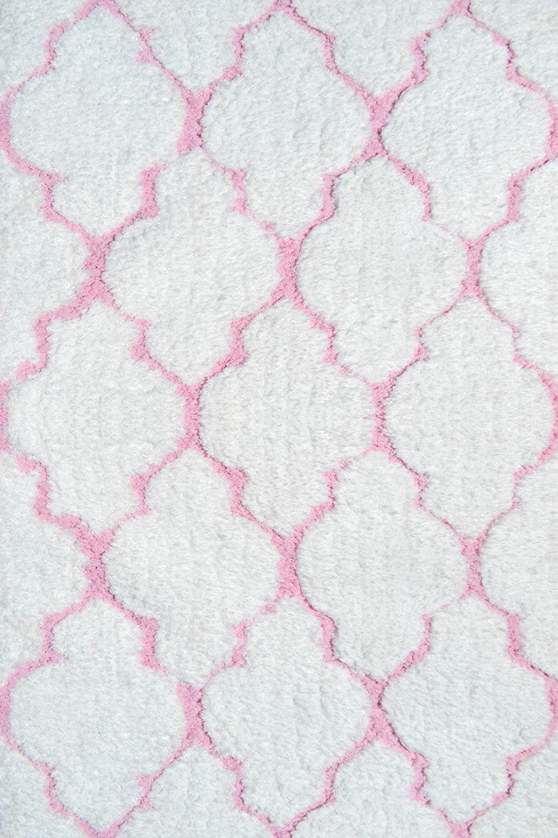 The Rug Market Clouds Purple 3102 Area Rug