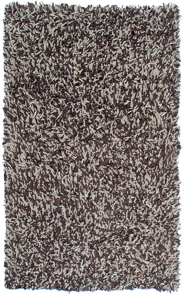 The Rug Market Deluxe Leather Multi 4002 Area Rug