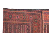 "Vintage Tribal Turkish Kazak Rug 3' 6"" X 6' 2"" Handmade Rug"