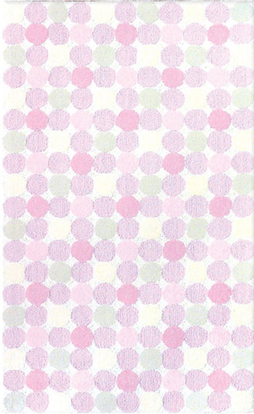 The Rug Market Petite Illusion Pink 12272 Area Rug