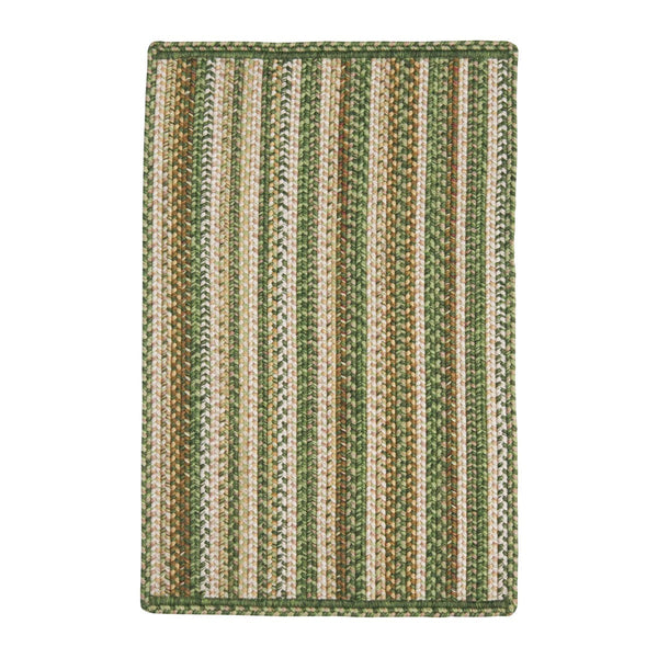 Homespice Decor Mountain View Indoor Outdoor Braided Mat