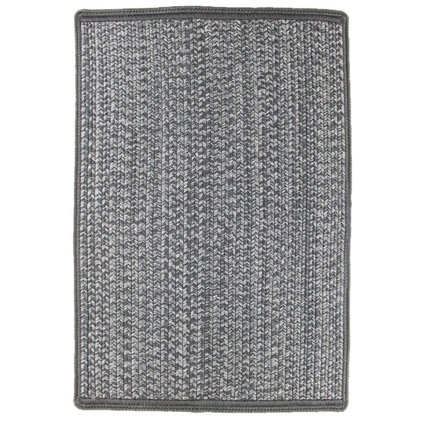 Homespice Decor Smoky Indoor/Outdoor Braided Mat