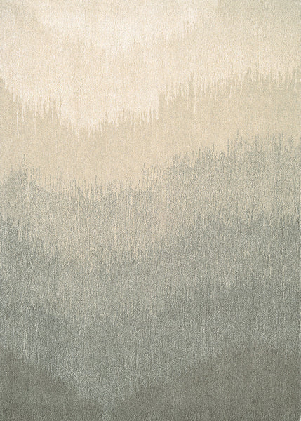 Couristan Super Indo-Natural Neutral Ombre Area Rug