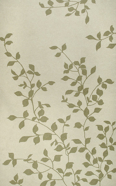 The Rug Market Ivy-Ivory 25228 Area Rug