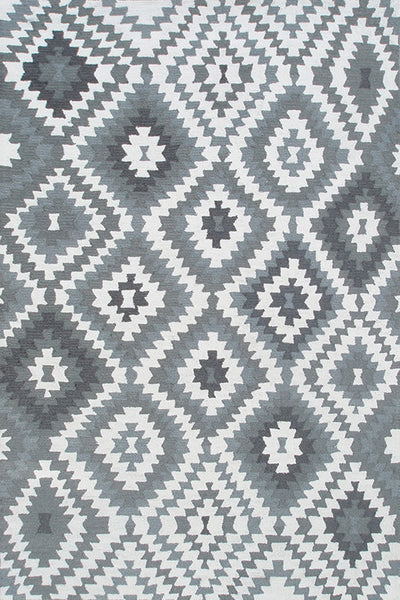 The Rug Market Navajo Gray 25453 Area Rug