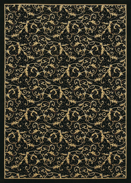 Couristan Everest Royal Scroll Area Rug