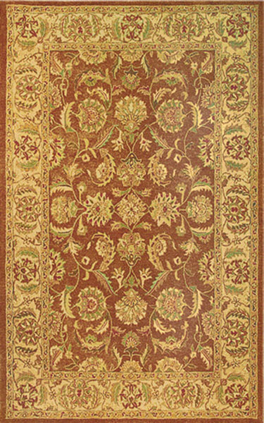 The Rug Market Gatsby Rust 42050 Area Rug