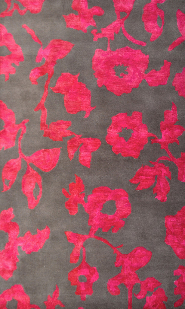 The Rug Market Villa Rosa Fuschia 44550 Area Rug Rug Savings
