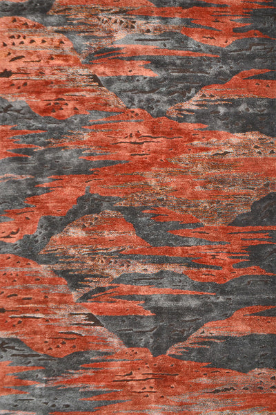 The Rug Market Rockies Red 44552 Area Rug