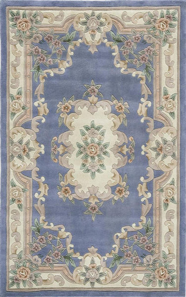 Rugs America New Aubusson 510-208 Area Rug