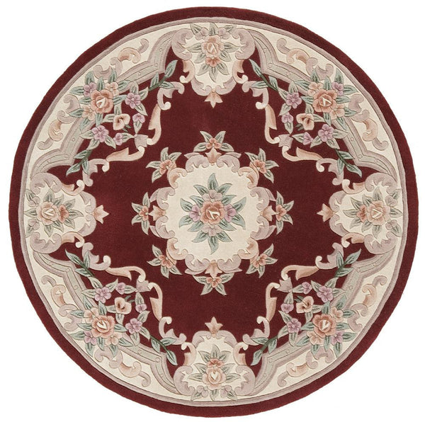 Rugs America New Aubusson 510-379 Area Rug