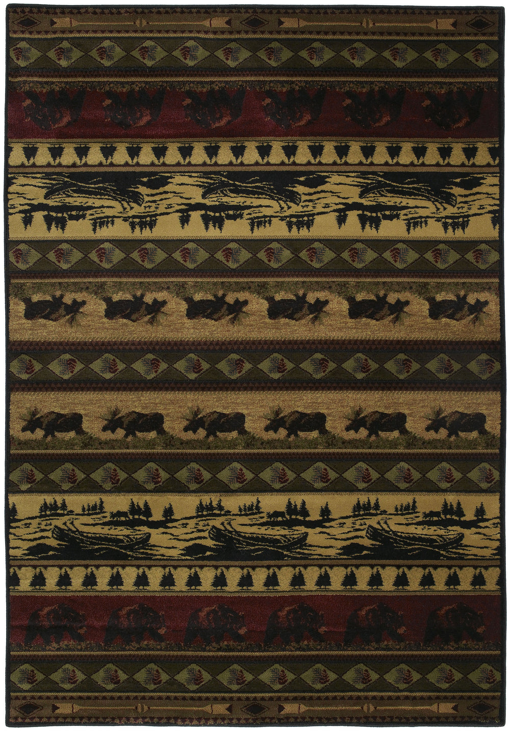United Weaver Marshfield Genesis Kodiak Island Area Rug