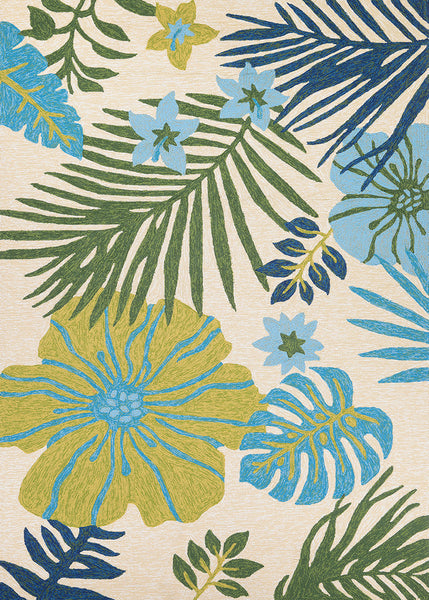 Couristan Covington Summer Laelia Area Rug