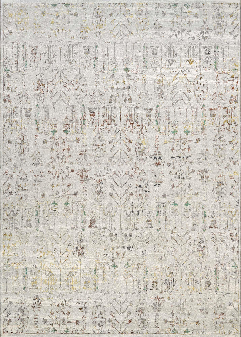 Couristan Patina Persian Cypress Area Rug