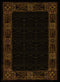 United Weaver China Garden Cyprus Tobacco Area Rug