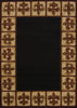United Weaver China Garden Patchwork Fleurdelys Area Rug