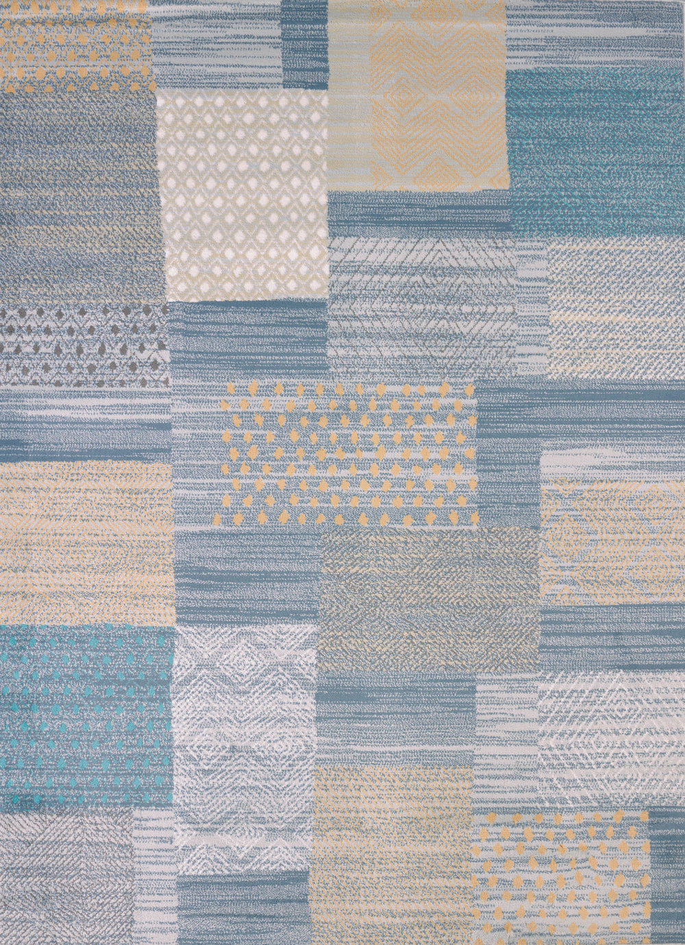 United Weaver Modern Textures Applique Area Rug