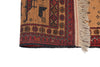 "Oriental Turkish Kilim Turkish 4' 9"" X 6' 7"" Handmade Rug"