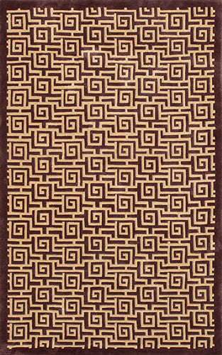 The Rug Market Greek Gold 72313 Area Rug