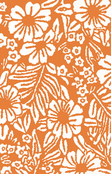 The Rug Market 3-Botanica Pumpkin 75075 Area Rug