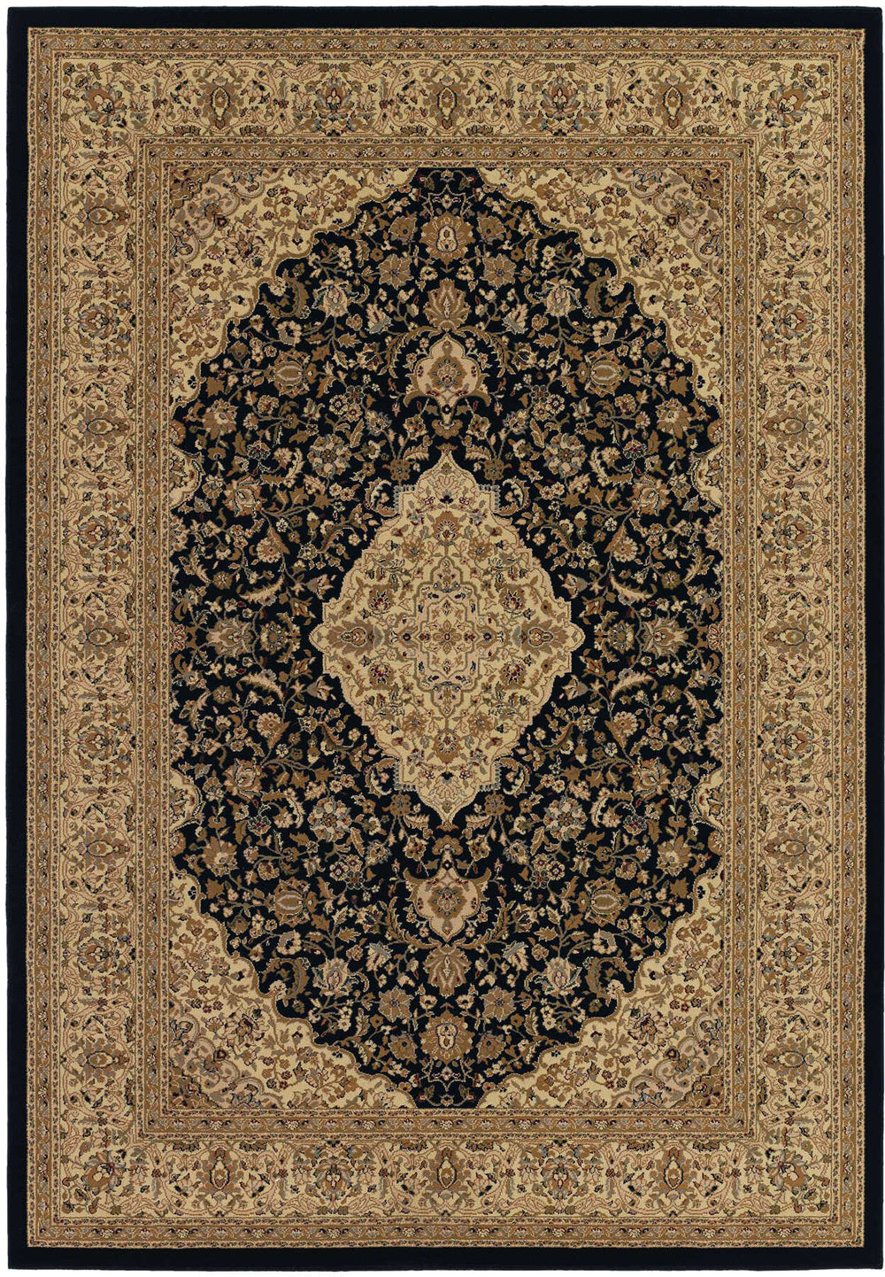 Couristan Izmir All Over Heriz Area Rug
