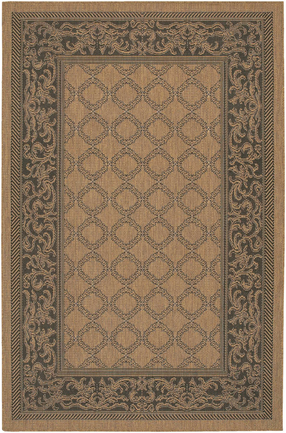 Couristan Recife Garden Lattice Area Rug