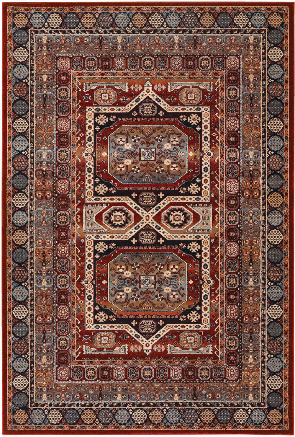 Couristan Timeless Treasures Maharaja Area Rug