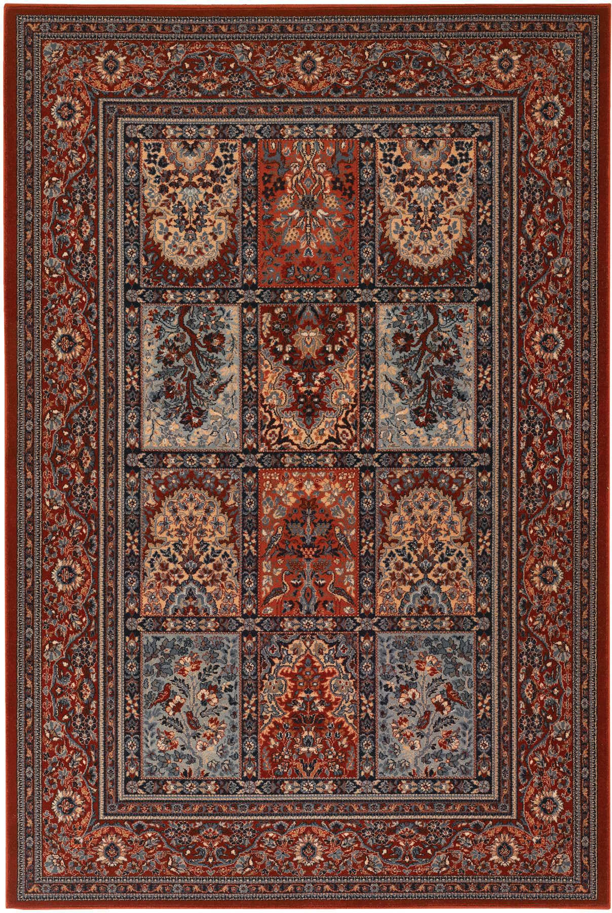 Couristan Timeless Treasures Vintage Baktiari Area Rug Rug