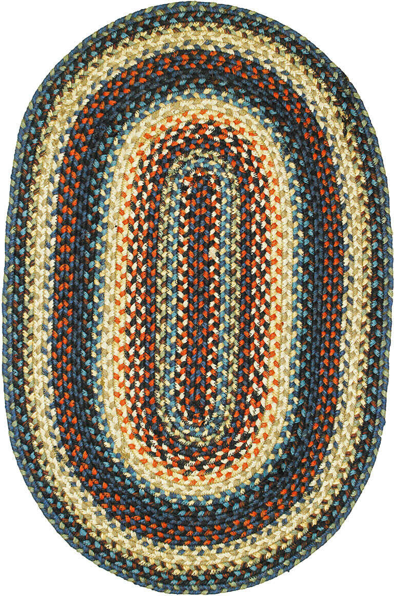 Homespice Decor Jute Braided Artemis Area Rug
