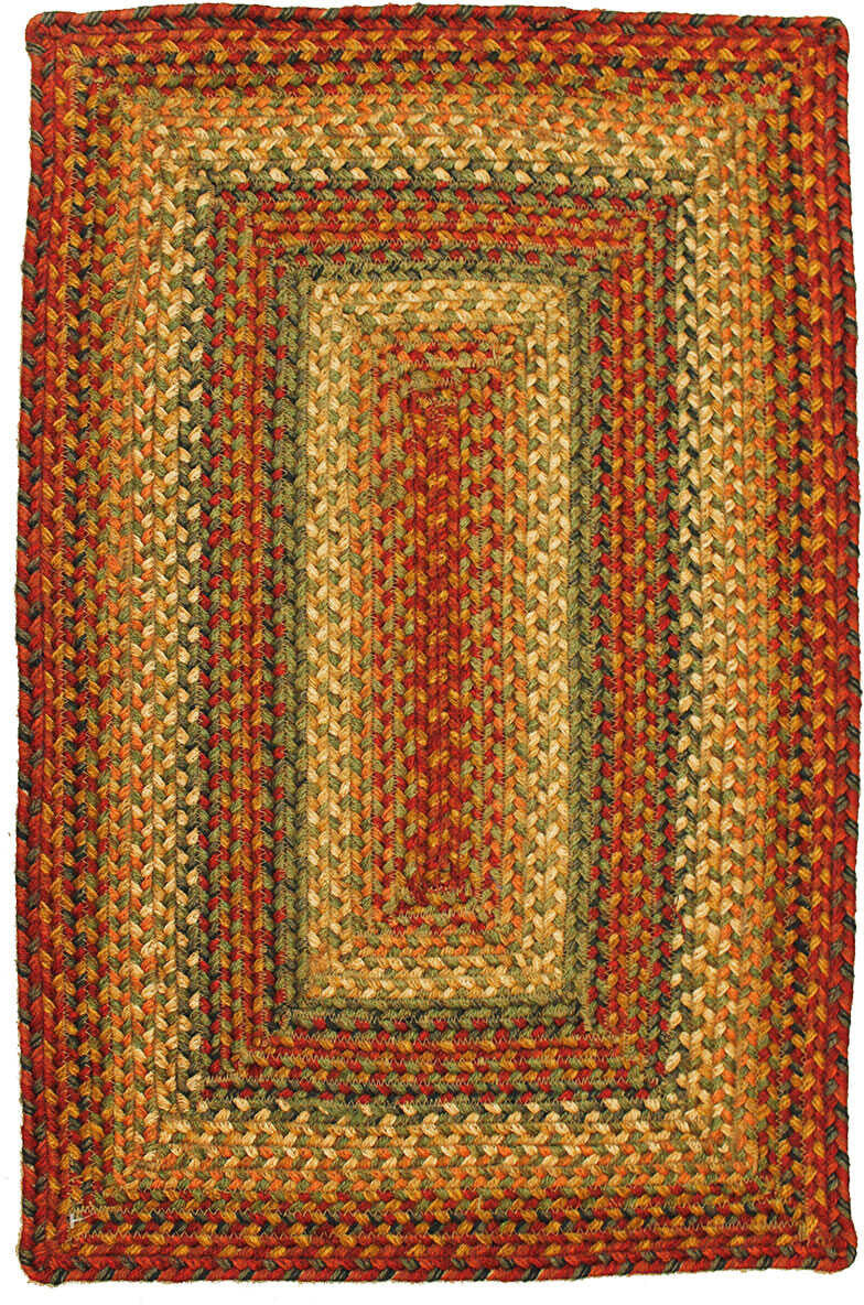 Homespice Decor Jute Braided Graceland Area Rug