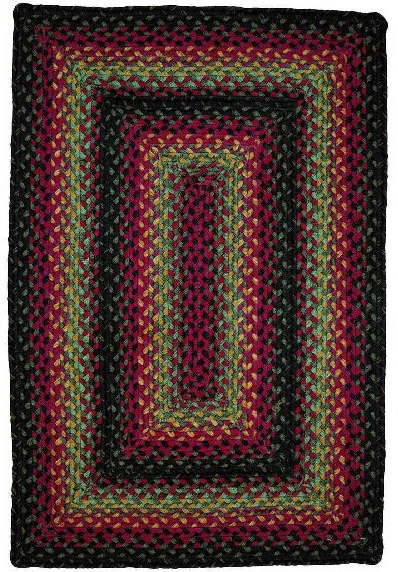 Homespice Decor Jute Braided Oklahoma Area Rug