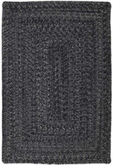 Homespice Decor Ultra Durable Braided Solid Area Rug