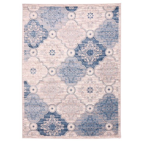 "Liberty Oriental Rugs Island Machine Made L. Beige Area Rug (7'6"" x 9'10"" Rectangle)"
