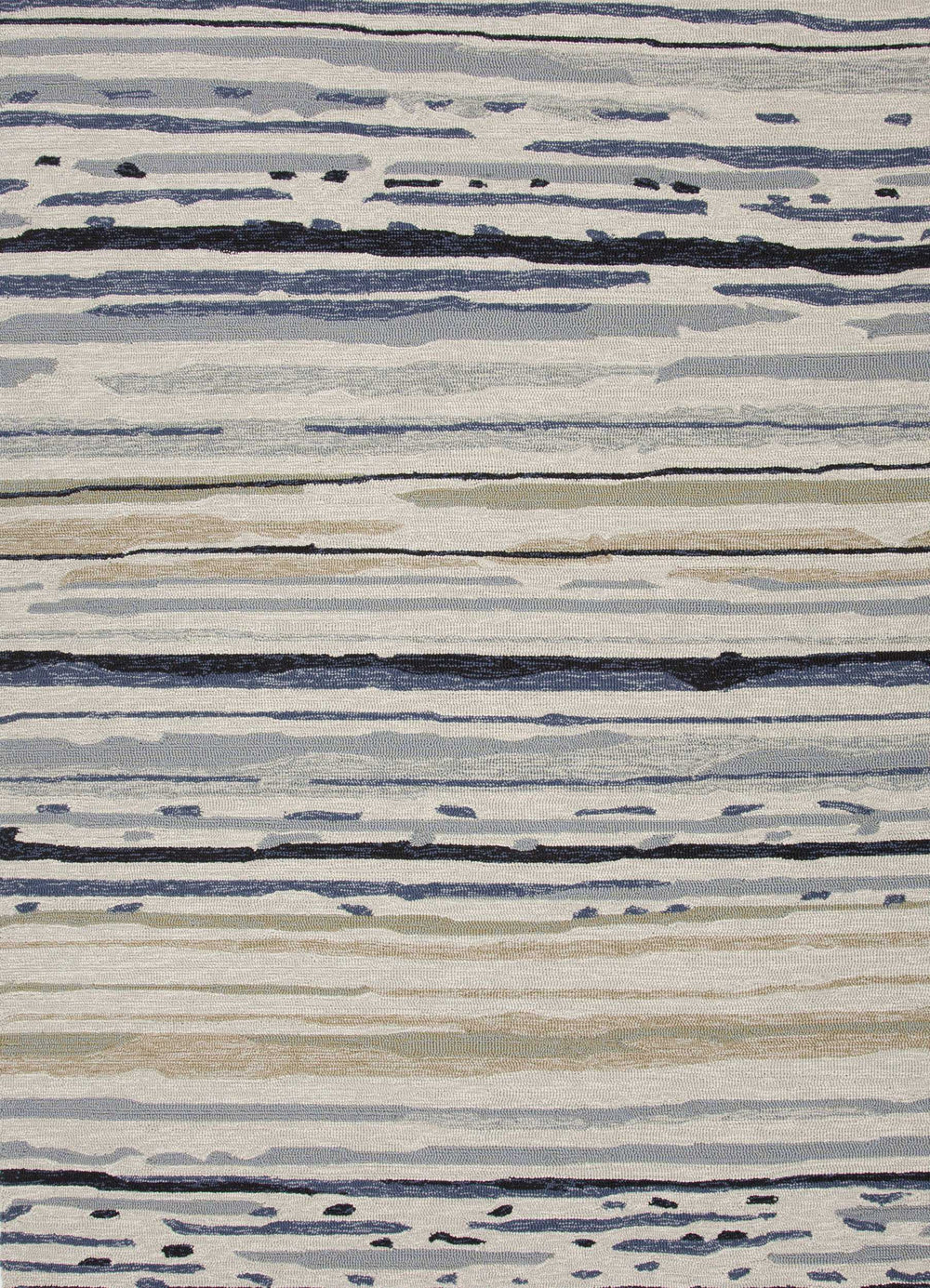 Jaipur Colours Sketchy Lines Area Rug