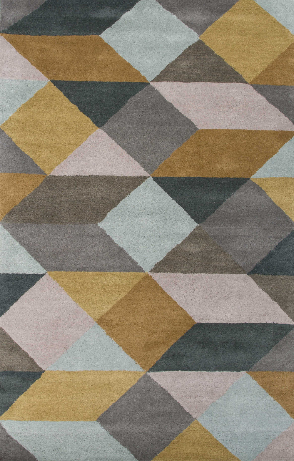 Jaipur En Casa by Luli Sanchez Tufted Ojo Area Rug