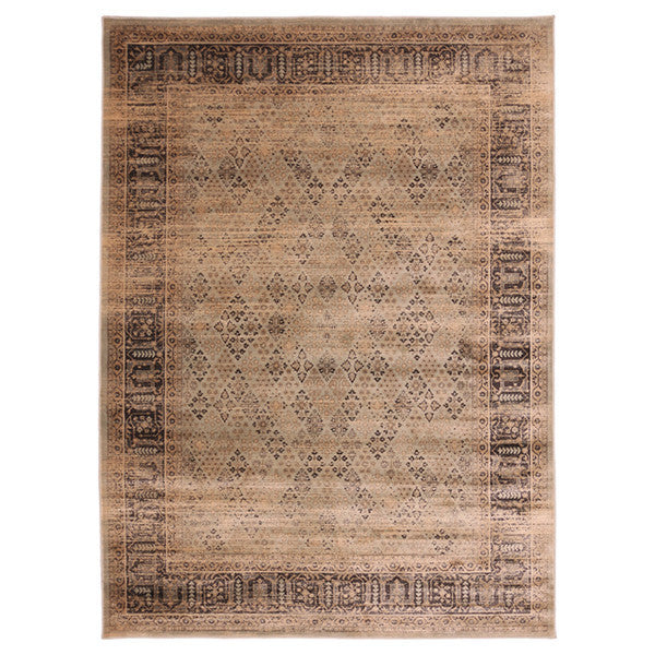 "Liberty Oriental Rugs Jas Machine Made S. Green Area Rug (4'11"" x 7'8"" Rectangle)"