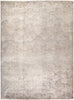 "Vibrance, 9x12 Gray Wool Area Rug - 8' 10"" x 11' 10"""