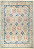"Suzani, 12x18+ Multi Wool Area Rug - 12' 2"" x 16' 10"""