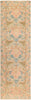 "Arts & Crafts, Beige Wool Runner Rug - 2' 7"" x 8' 3"""