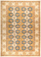 "Ziegler, 10x14 Yellow Wool Area Rug - 10' 0"" x 14' 0"""
