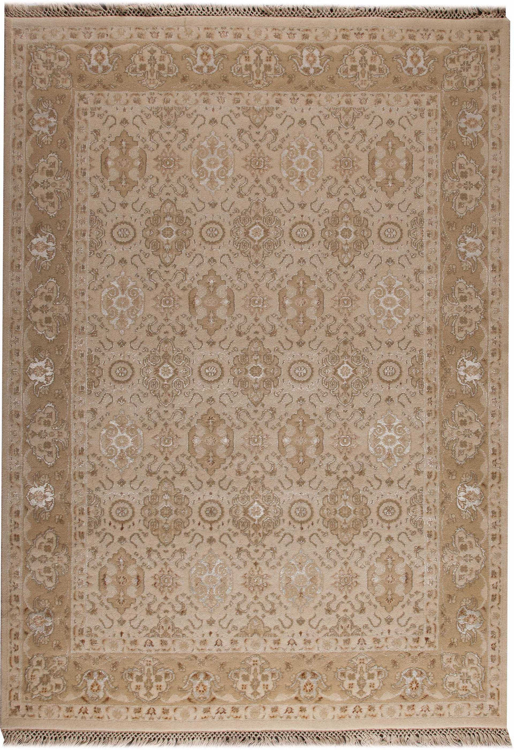 MAT Orange 18 Grandeur Area Rug