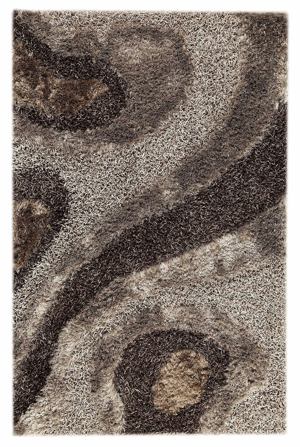 MAT Orange 6P Dunes Area Rug