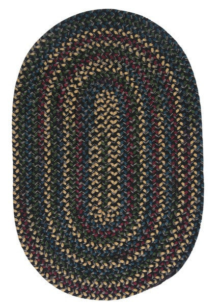 Colonial Mills Midnight Area Rug