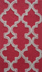 The Rug Market Jafar Raspberry PA0054 Area Rug