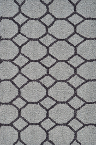 The Rug Market Honeycomb PA0091 Area Rug