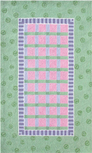 Rug Market Closeout Chelsea Plaid