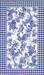 Rug Market Closeout Rooster Toile