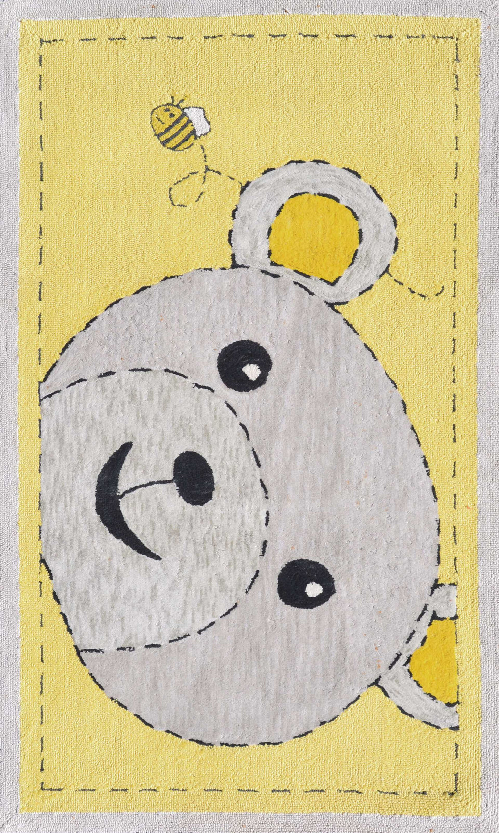 Rug Market Kids Bee-Z-Bear