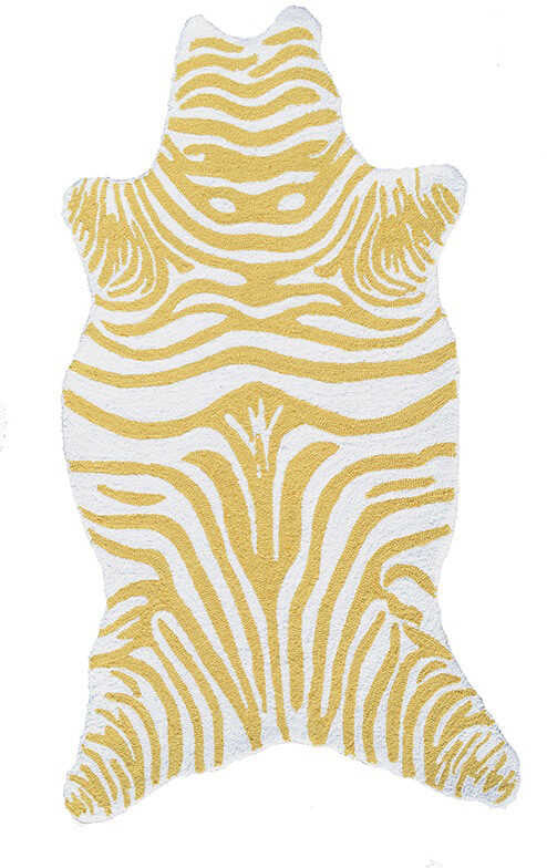 Rug Market Kids Mini Zebra