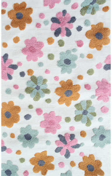Rug Market Kids Spring Flower Bloom